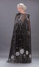 Alexander McQueen The Moon Dress _ Cape1