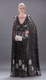 Alexander McQueen The Moon Dress _ Cape2