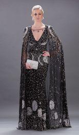 Alexander McQueen The Moon Dress _ Cape2