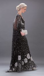 Alexander McQueen The Moon Dress _ Cape3