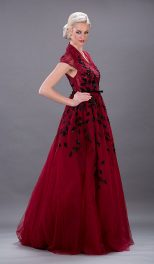 Georges Hobeika – Cherry Cord Lace3