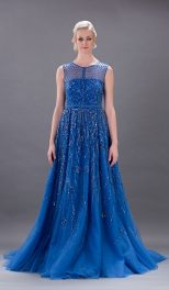 Georges Hobeika – Sapphire Tulle