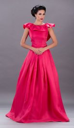 Naeem Khan – Fuschia Crush1