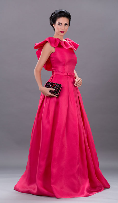 Naeem Khan - Fuschia Crush2