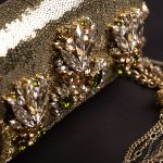 limited edition - golden sequins