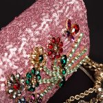 limited edition - pink sequins
